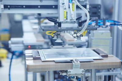 SK Innovation - EV-Battery Production