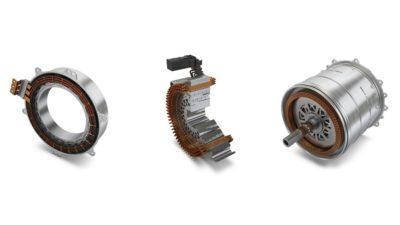 Schaeffler - ev motor