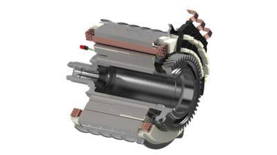 Schaeffler - EV-Motors