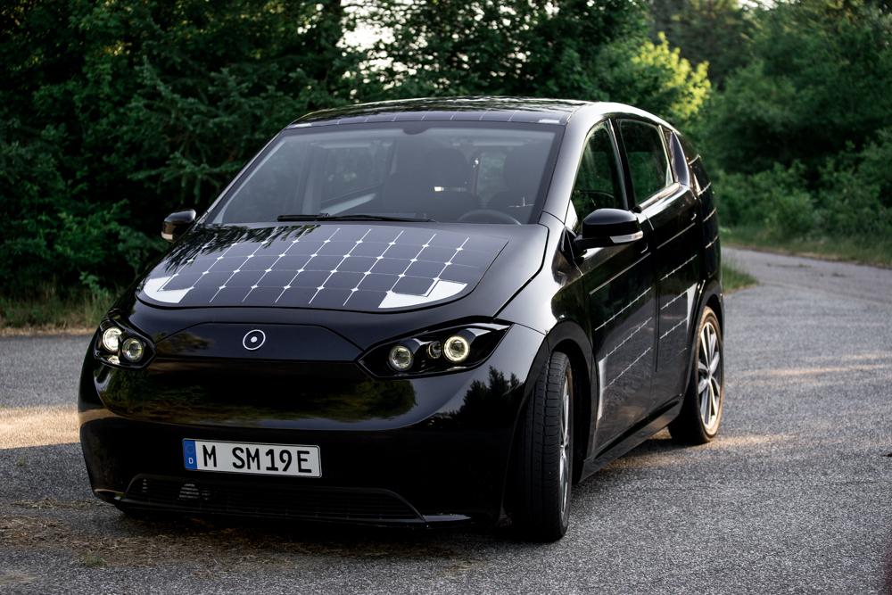Solar powered cars, Sonomotors