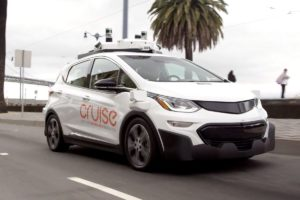 GM - Cruise Autonomous Driving