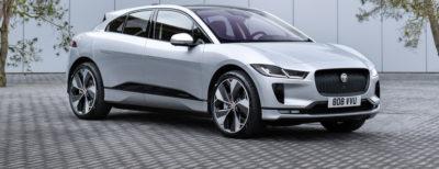 Jaguar i-Pace - electric car