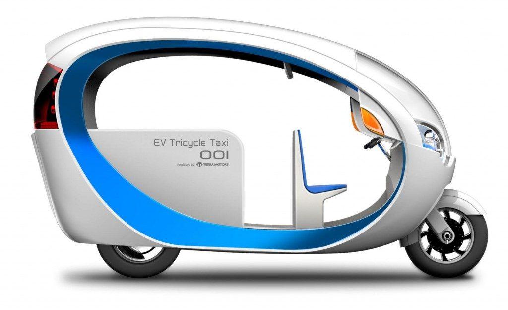 """EV Conversion """"Tuk-Tuk"""""""